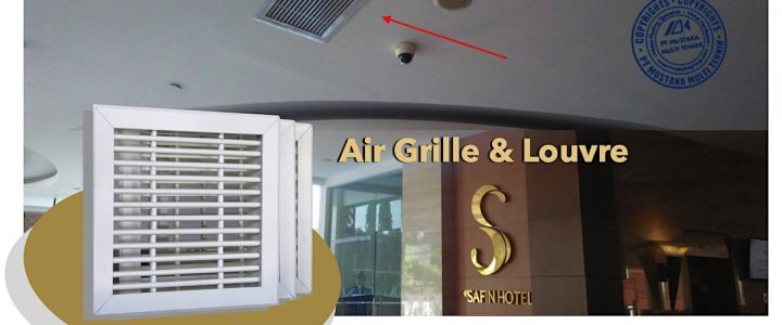 Diffuser Air Grille : Main Hole