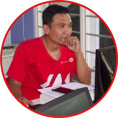 Danu Prasetyo - M.E Engineer