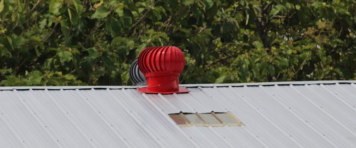 MustakaVent Turbine Ventilator Mudah di Pasang dan Tidak Bocor